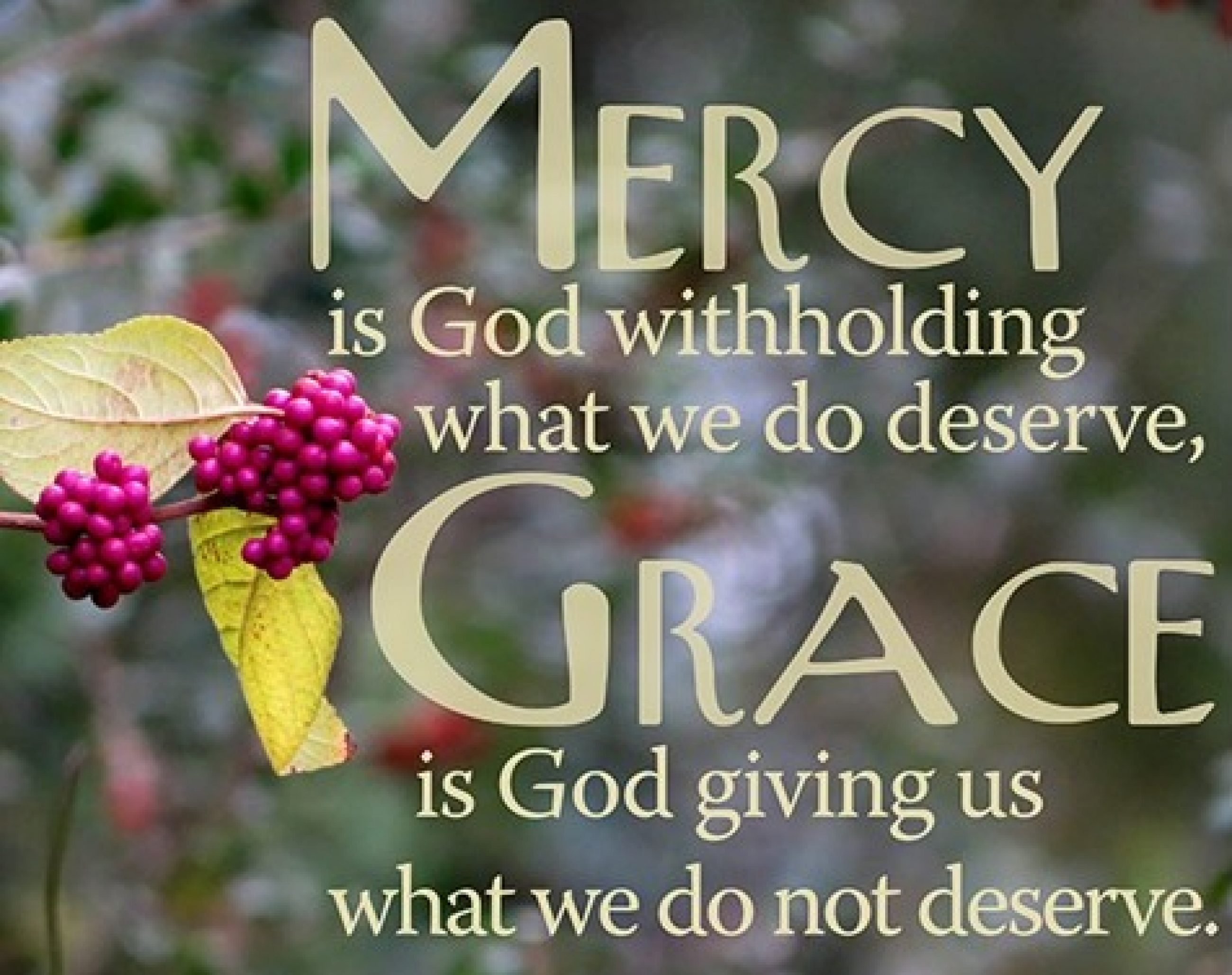 MERCY & GRACE  CHARITABLE TRUST
